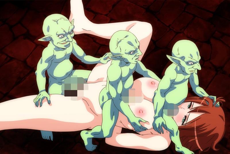 ヴィーナスブラッド-ブレイヴ- 第1話 紅き月下にうごめく触手たち 画像9