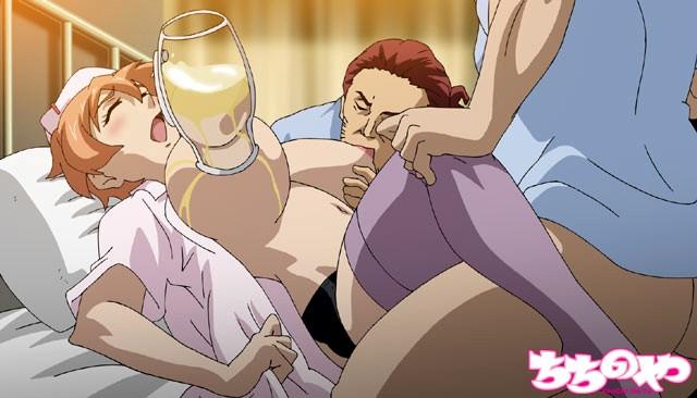 爆乳BOMB #1 看護士 立花薫 病院の中は煩悩がいっぱい。 画像10