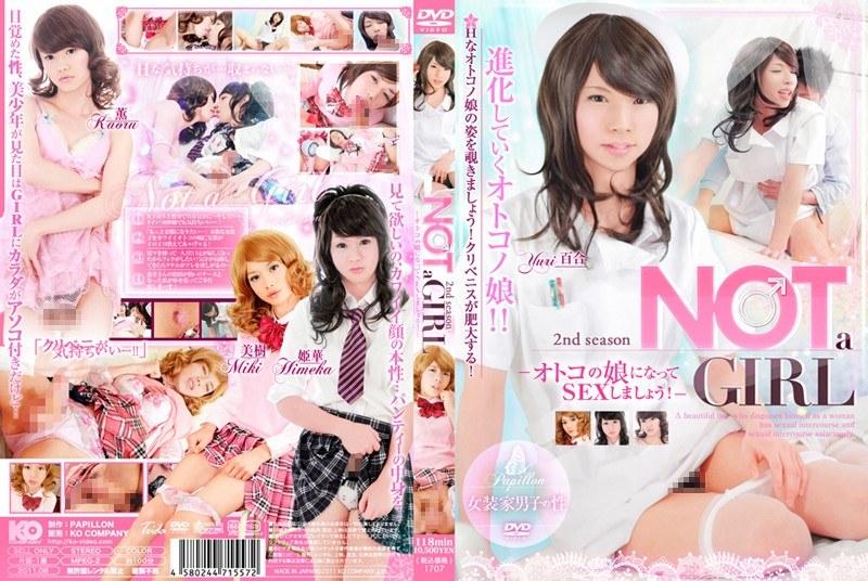 NOT a GIRL 2