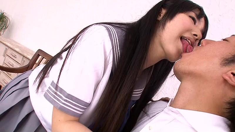 ちっちゃい女の子の接吻、フェラチオ、腰振りSEX 森川涼花|無料エロ画像9