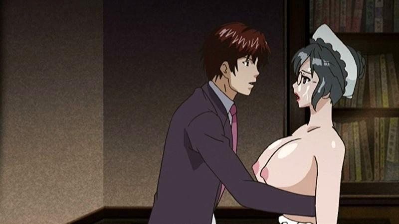 メイドさんとボイン魂Blu-Ray THE ANIMATION