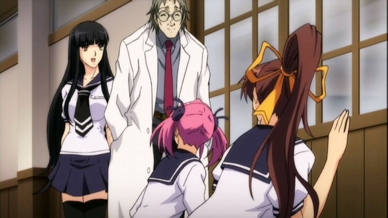 懲罰指導 ~学園令嬢更性計画~ File.03 1