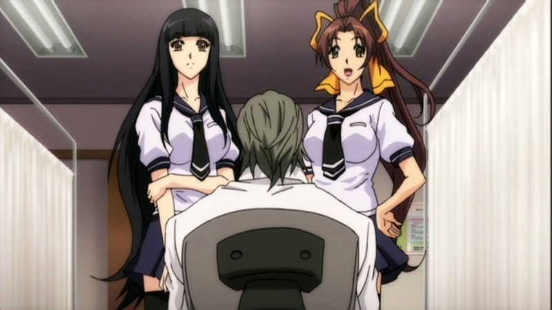 懲罰指導 ~学園令嬢更性計画~ File.03 2