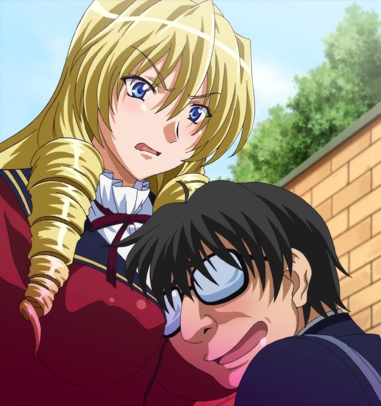 学園催●隷奴 anime:01 あんたって本当に最低の屑だわ! 1