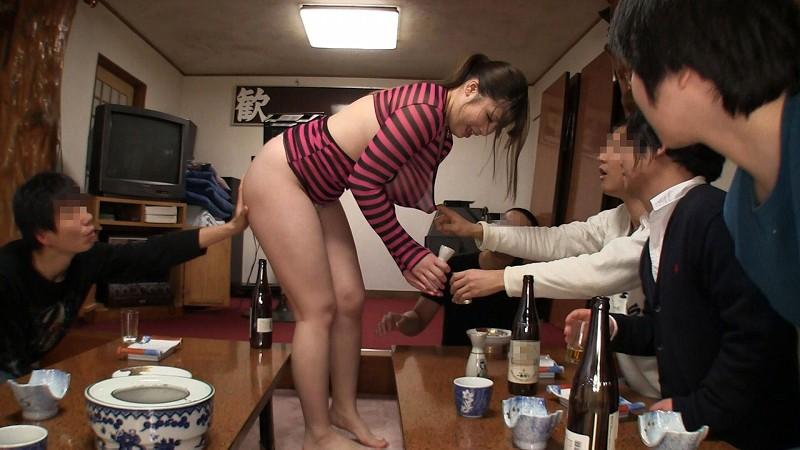 エロすぎる変態お姉さん肉ビッチ七草ちとせの混浴肉欲旅館