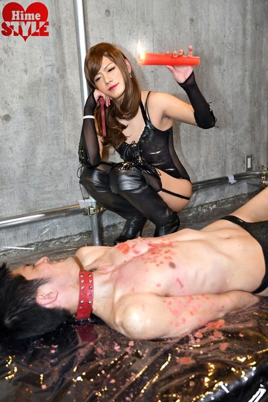 女装界一美しい女王様 ひめドットらぶ 大野聡子7