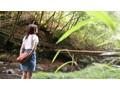 信州の大自然に囲まれたド田舎に住む美巨乳少女に会いに行きました。山本咲良 18才