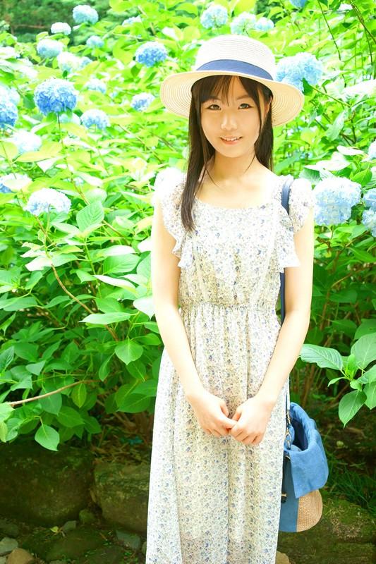 門限19時のお嬢様、地元鎌倉にて貧乳華奢な肢体を震わせて、処女喪失DEBUT 千野みゆき 18才 キャプチャー画像 1枚目