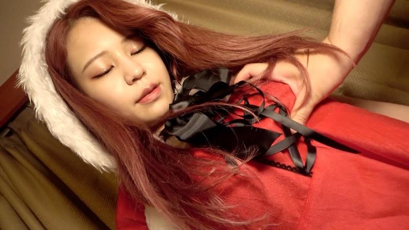 完ナマSTYLE@まりあ #赤髪ギャル #最強色白グラマー #クールなドM #エロサンタコス #半中半外 #大量中出し
