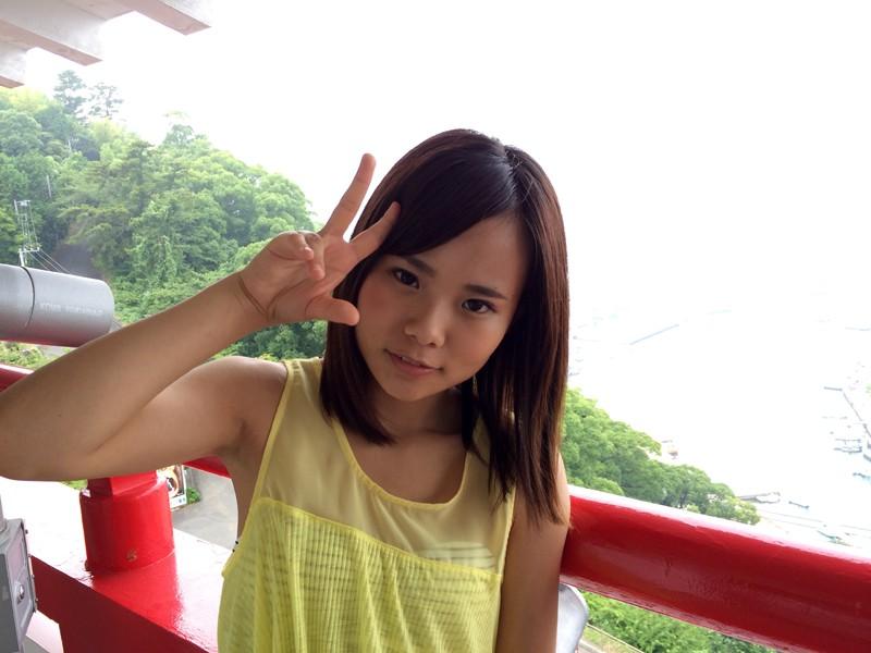 いいなり露出温泉 加賀美シュナ 無料エロ画像2