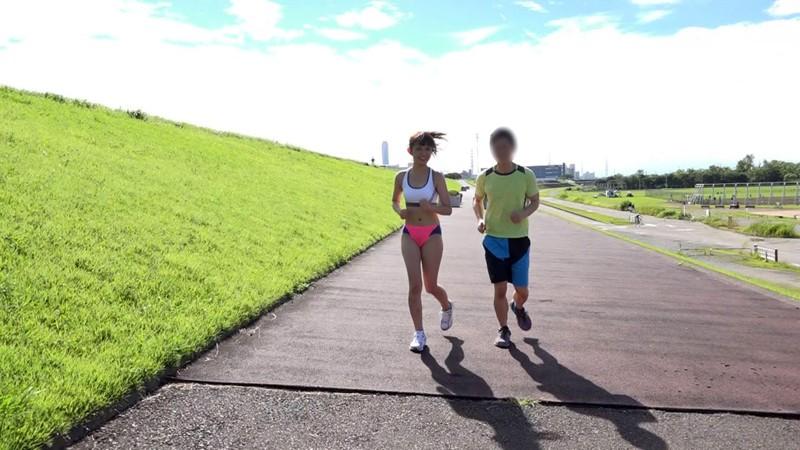 エッロ〜い女子大マラソン部員 早乙女夏菜18才 AVデビュー ぶっ駆け抜ける裸体 画像5