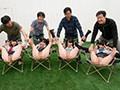 父・娘スワップ(交換)バーベキュー乱痴気近親相姦祭り!! 16