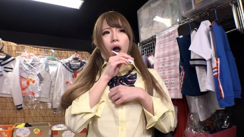 [閉店セール]ブルセラ店に訪れたJKたちのエロ動画☆無許可発売 諭吉かざして少女ホイホイ 4名出演 の画像11