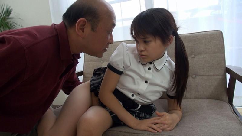 143cm低身長パイパン少女 どろどろバズーカ精子を●い顔に大量放出 初めてのぶっかけ 大桃りさ|無料エロ画像2