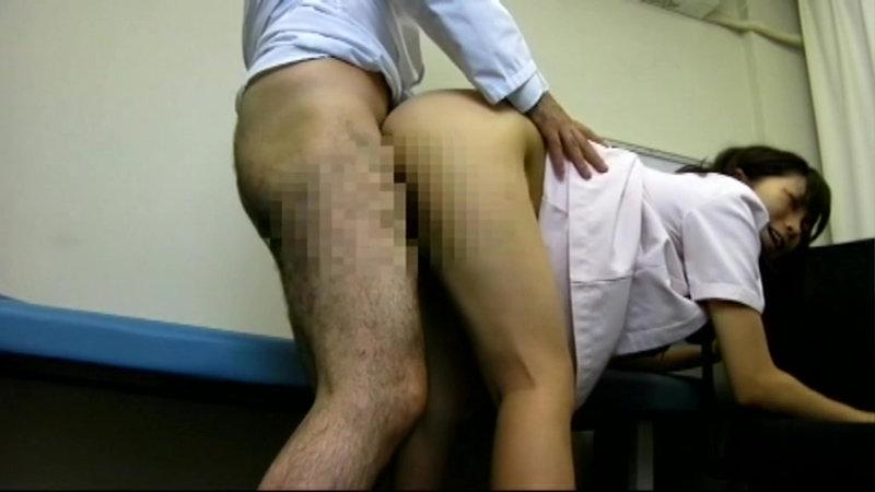 とある盗撮マニアが千葉南房○某病院夜勤看護婦と医師のSEX映像流出させた キャプチャー画像 15枚目