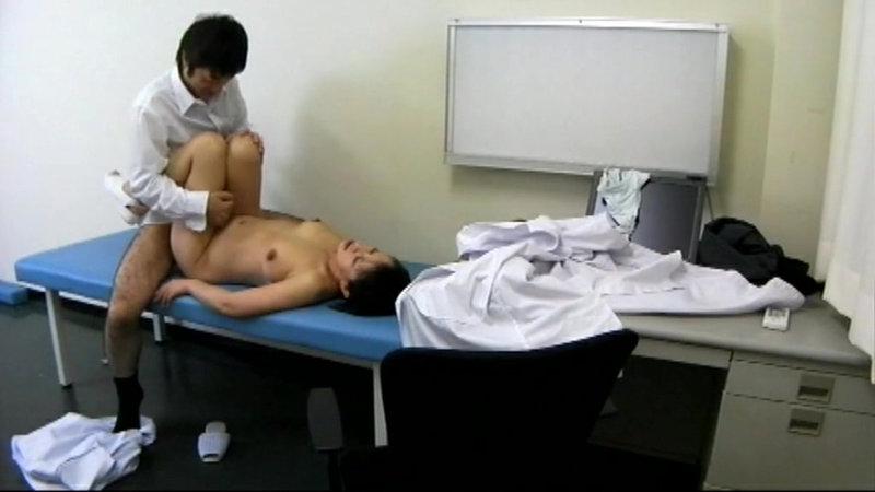 とある盗撮マニアが千葉南房○某病院夜勤看護婦と医師のSEX映像流出させた キャプチャー画像 20枚目