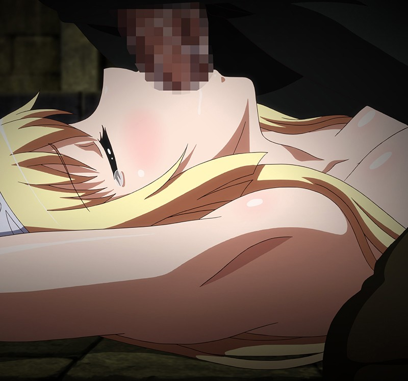 黒獣〜気高き聖女は白濁に染まる〜 Contenant tous 戦慄の乱交劇 高潔な姫騎士の白い柔肌に食い込むのは、怒張した切先 編 驚愕の陰惨劇 清楚可憐な幼き姫が虜になったのは、黒光りした生殖器 編 「セレスティン・アリシア・プリム・オリガ・クロエ」精液無限発射セット版9