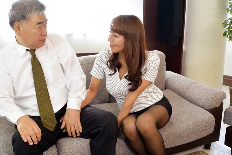 巨乳美脚キャリアの逆セクハラ〜部長はセックスモンスター 藤下梨花 6枚目
