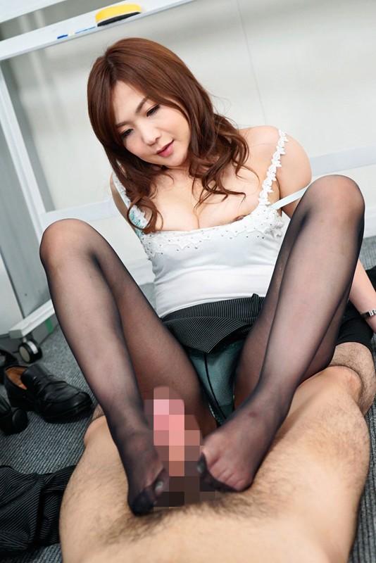 庶務課のオンナ 「いいから、中に出しなさい!」〜美脚OLの逆セクハラ 加納綾子 2枚目