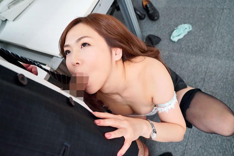 庶務課のオンナ 「いいから、中に出しなさい!」〜美脚OLの逆セクハラ 加納綾子 4枚目