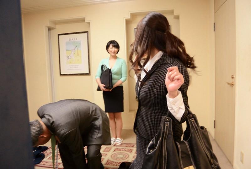 嫁の母 欲求不満の五十路義母に中出し 円城ひとみ 1枚目