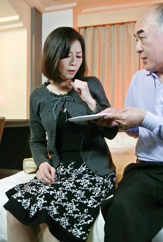 卒婚 夫のチ○ポはもう飽き飽き 男が欲しい男とヤりたい 穢れた人妻「中に出しても大丈夫!」竹内梨恵 9枚目