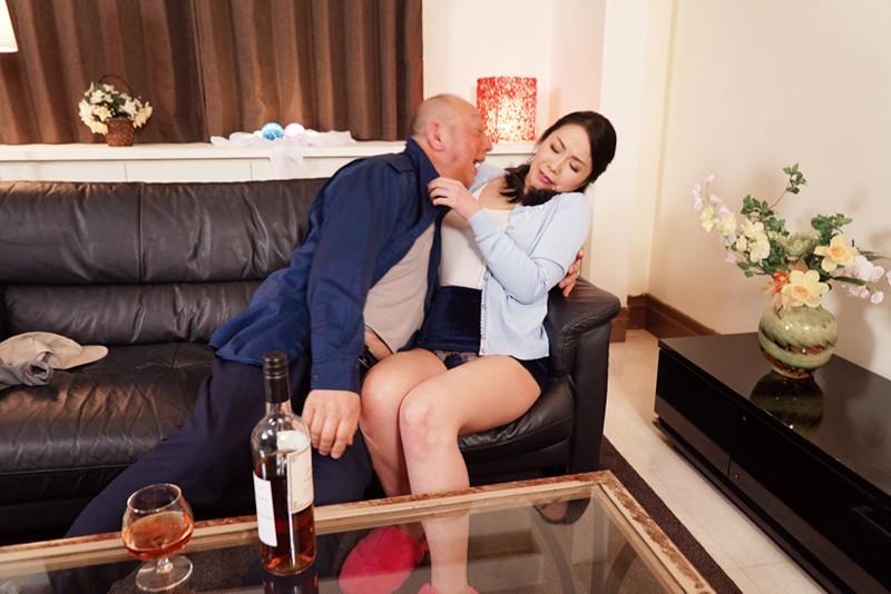 お義父さん、「妊娠してもかまわない。」中に出して! 息子の嫁に中出し 大崎静子 20枚目