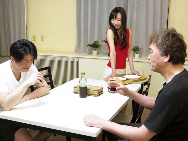 お義父さん、「妊娠してもかまわない。」中に出して! 息子の嫁に中出し 長瀬京子 18枚目