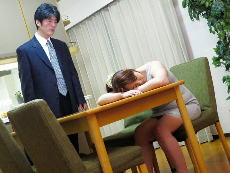 嫁の母 欲求不満の五十路義母に中出し 遠野麗子|無料エロ画像11