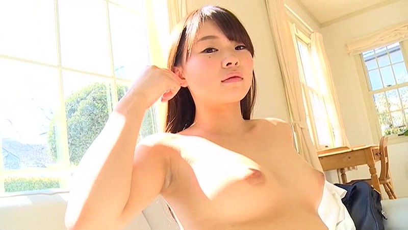 尾崎莉奈 「解禁宣言」 サンプル画像 3