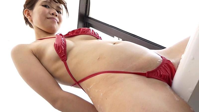 渡辺陽菜 「初恋スレンダー」 サンプル画像 16