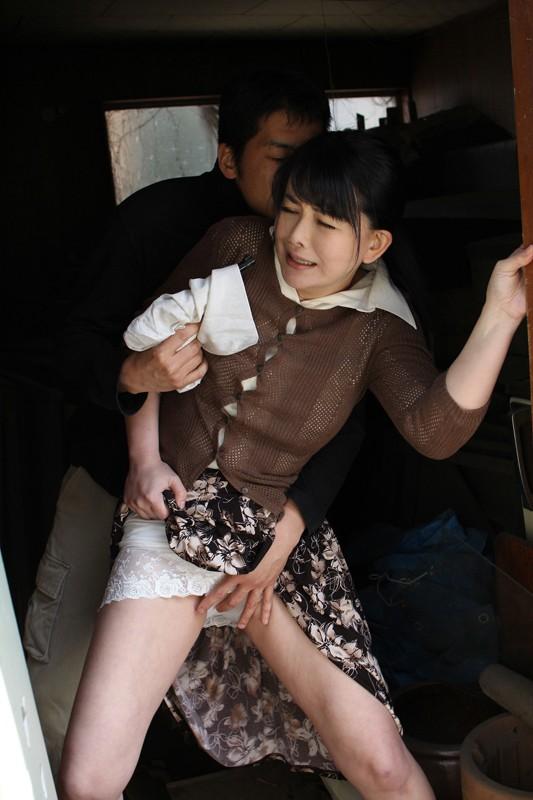 犯されて…。〜ある美熟女妻と逃亡犯の物語〜 浅井舞香 20枚目