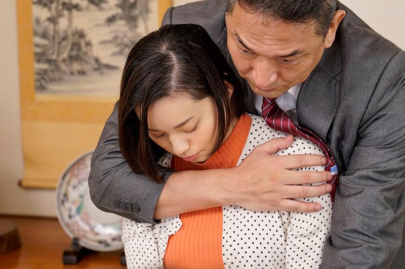 妻を自分の上司に寝取らせるDV夫の狂気 平井栞奈 キャプチャー画像 1枚目
