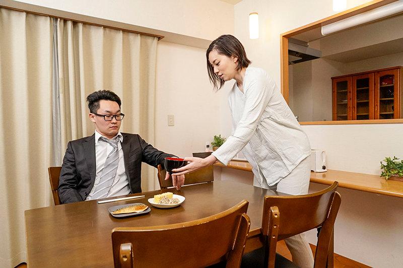 妻を自分の上司に寝取らせるDV夫の狂気 平井栞奈 キャプチャー画像 10枚目