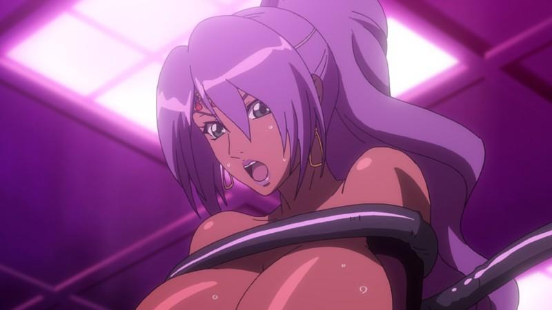 鋼鉄の魔女アンネローゼ 03 魔女の懲罰:Witchpunish12
