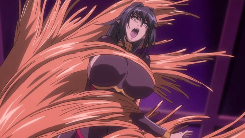 鋼鉄の魔女アンネローゼ 04 魔女の墜落:Witchbad 画像6