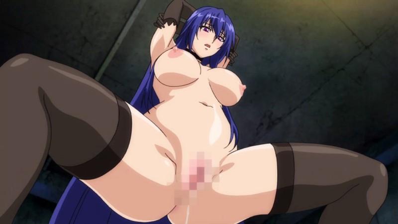 対魔忍ユキカゼ #02 凜子、陥落4