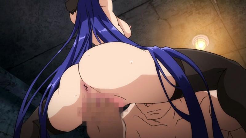 対魔忍ユキカゼ #02 凜子、陥落5