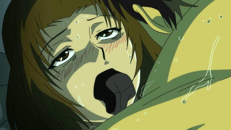 【エロアニメ】義姉が惚れ薬で巨根ポで堕ちていく…