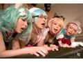 Orgy Off Pies Cosplayers Board Otoha Nanase Nagomi Mana preview-15