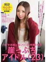 '女'が武器と知っている、所属5年目崖っぷちアイドル(23) 吉沢彩音