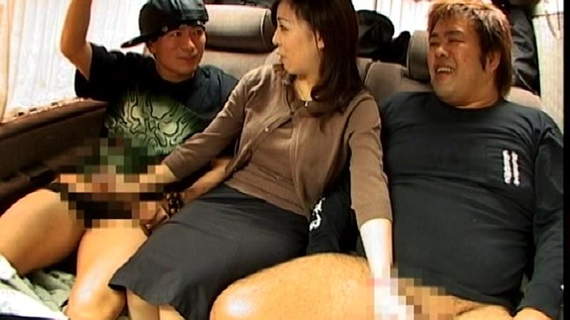 奥さん暇ならボクとセックスしましょうよ人妻ガチナンパずぶ濡れマ○コに中出し発射のサンプル画像