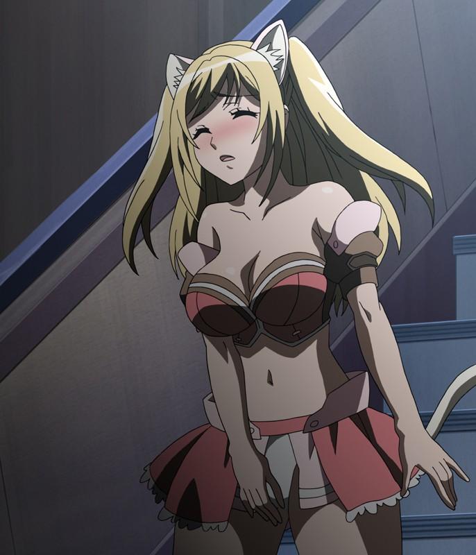 彼女がネコミミに着替えたら 画像6