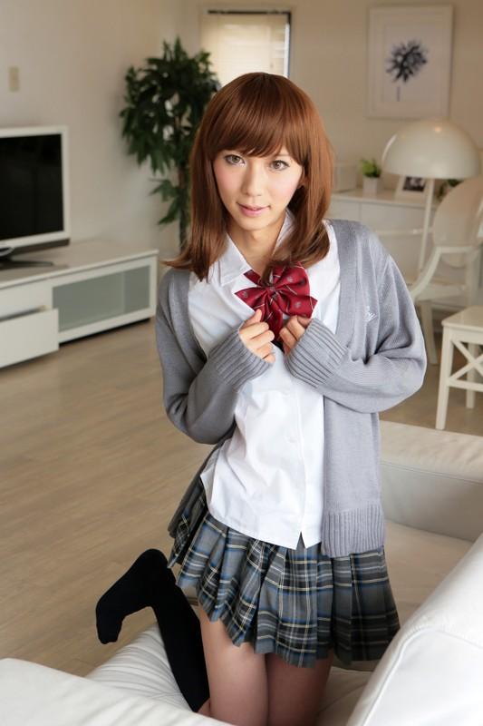 日本一美しい18歳、女装美男子 放課後オトコノ娘 画像4