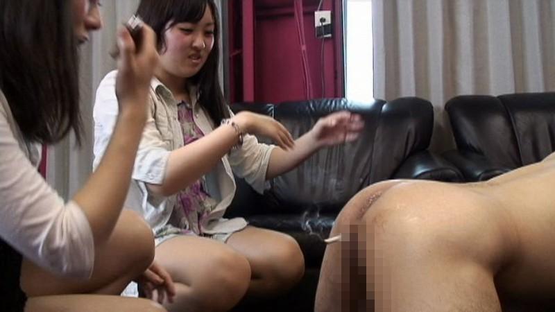 M男をいじめる女子サークル 画像19