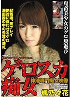 人間崩壊シリーズ29 ゲロスカ痴女 楓乃々花 ダウンロード