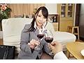 【VR】いつもは高飛車な女上司はほろ酔い状態になるとパンスト穿きながらベロ......thumbnai5