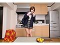 【VR】HQ超高画質!コタツで勉強している彼女の蒸れたパンテ...sample4