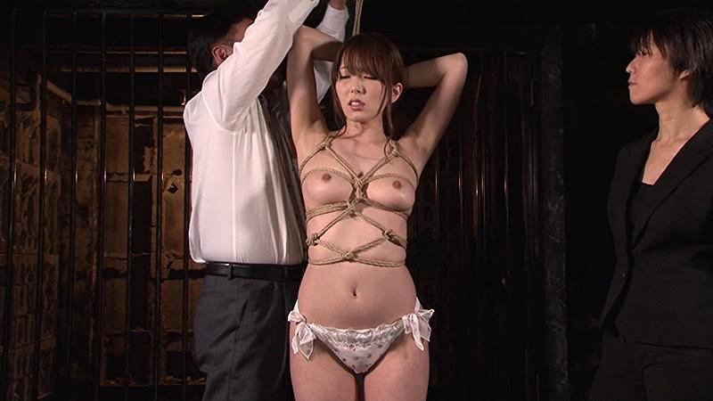 緊縛女社長 波多野結衣 8枚目
