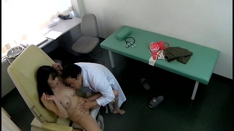 産婦人科事件簿 高齢出産1か月後検診 分娩台で高速ピストンしちゃいました。 画像3